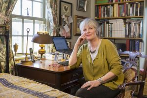 JoeAnn Hart, author, Turkeyland Cove Foundation alumna